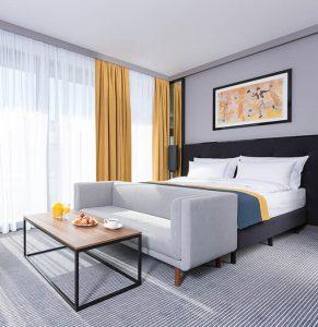Grand Ascot Hotel - Branding hotelu